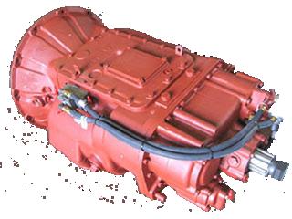 Rebuilt Rockwell Heavy-Duty Truck Transmissions.