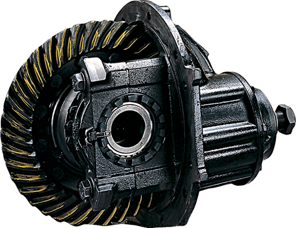 Rockwell Meritor differential