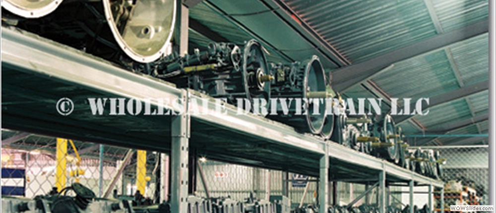 Rebuilt-Exchange-Truck-Transmissions